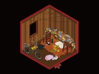 Room Of Eleven (Stranger things)
