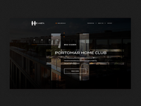 Habita - Construction Company Homepage
