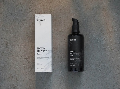 BLNCD Packaging