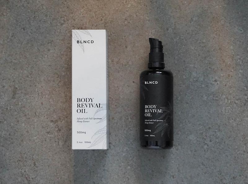 BLNCD Packaging