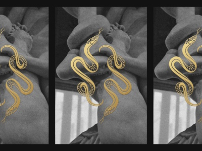 🐍🐍🐍 poster gold drawing graphicdesign experiment photography snake illustration snake icon snake logo snake icon design icon illustration