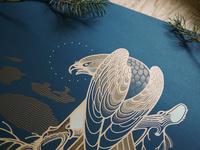 Birds Eye View - Detail