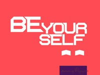 Be Yourself logo