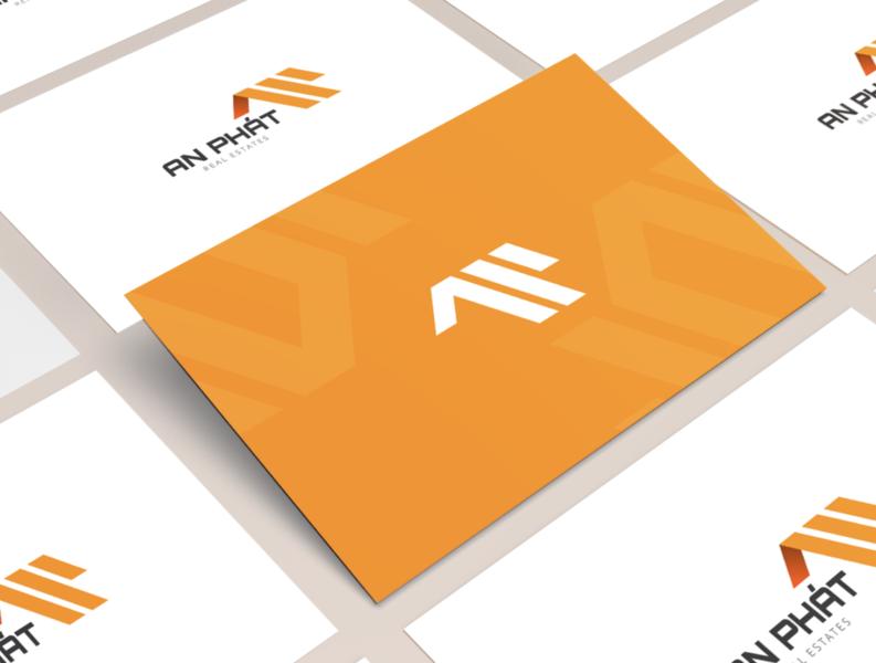 Logo | An Phát realestate branding logo concept design