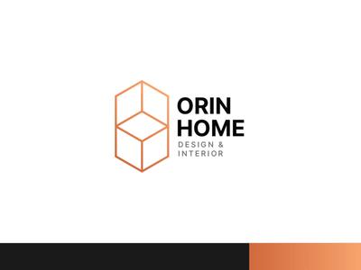 Logo | Orinhome designer branding illustration logo concept design