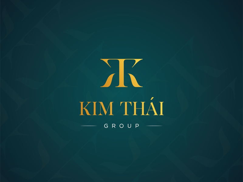 Logo | Kim Thái branding concept logo design