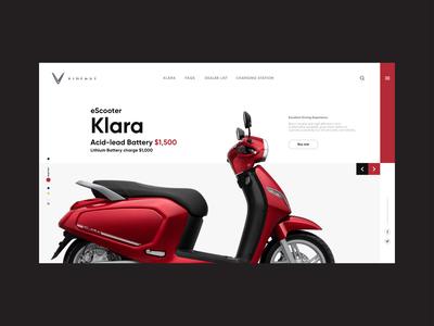Web | Vinfast Klara™