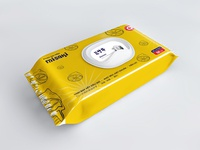 Package | Kitchen Wet Wipes
