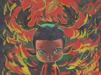 fire tree~