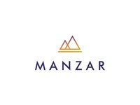 Logo for Manzar a holiday home in Mountain Valley