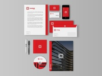 Sanghvi Logo Stationery By Akhtarkhan