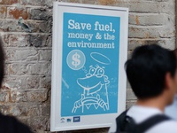 EPA Fuel wise campaign poster