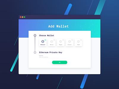 IAME Wallet Mac App blockchain security macapp bitcoin ethereum wallet cryptocurency