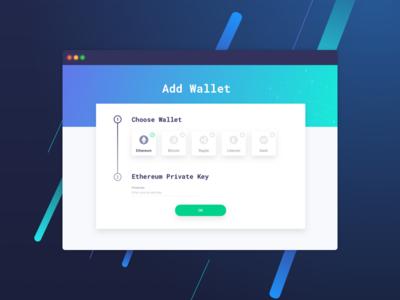 IAME Wallet Mac App