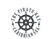 Ship Steering Wheel logo design