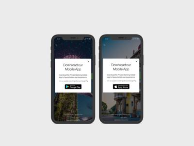 App Store/Google Play Download