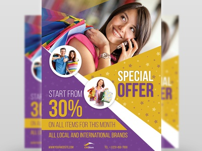 Special Offer Products Flyer Template post pamphlet off magazine home hardware holiday flyer discounted discount deal commerce clearance christmas black friday big-sale big sale promotion flyers big sale big best offer best buys