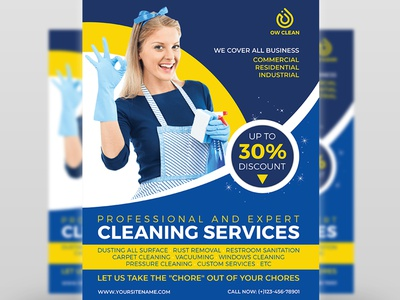 01 Cleaning Services Flyer Template residential cleaning promotion promo poster maid services maid cleaning leaflet housekeeping house cleaning ads house cleaner home cleaning home flyer domestic cleaning dirty work commercial cleaning cleaning services cleaning flyer psd cleaning company