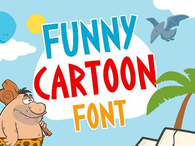 Funny Cartoon Font best fonts