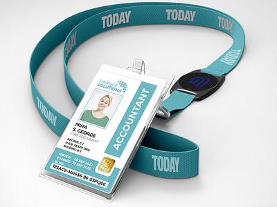 Business ID Card Template Vol.5 international id card