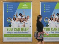 Volunteer Poster Template