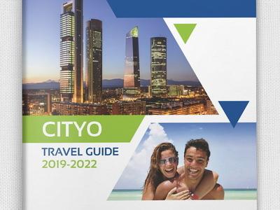 Travel Guide Handbook Template