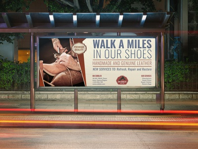 Cobbler Billboard Template