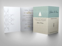 01 weeding invitation card template