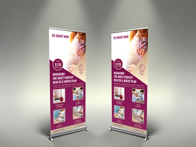 Pregnancy Signage Template