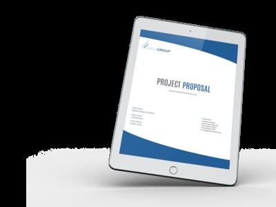 Company Proposal E Book Template