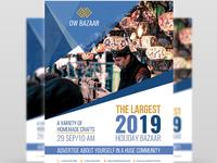 Bazaar Flyer Template