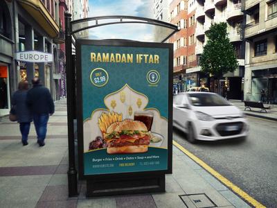 Restaurant Poster Template