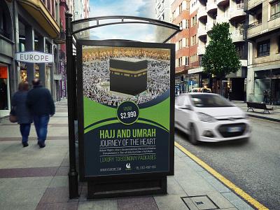 Hajj And Umrah Poster Template umrah travel spirituality saudi arabia religious veil religious arena religion ramadhan ramadan prophet praying muslim mosque middle east mecca madina ksa kaaba islamic religion islamic flyer
