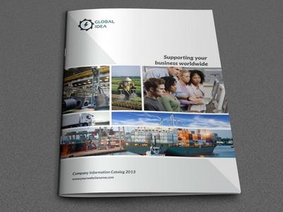 Corporate Business Company Brochure Template