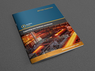 Company Profile Brochure Template Vol.2 - 16 Pages