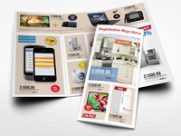 Products Catalogs Tri Fold Brochure