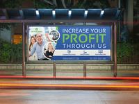 Corporate Business Billboard Template