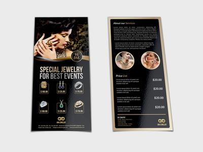 Jewelry Flyer Templates