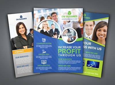 Corporate Business Flyer Bundle Template
