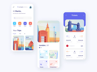 Trips manager ios mobile interaction application travel app city illustration motion graphics interactiondesign motiongraphics illustration interactions illustration design vector illustration app mobile design android typography motion ios animation mobile design ux ui