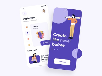 Like never before app ios app illustration mobile app ios android design uiux mobile ui application design user interface design user interface application ui android app user experience userinterface applications app design app mobile ux ui