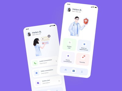 The doctors mobile app design android design mobile app design mobile app mobile design mobile ui android app design applications applicaiton application ui app design android app android application app ios mobile illustration design ux ui