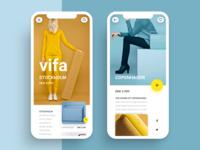 Vifa Speakers app