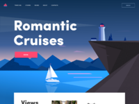 Romantic cruises attached