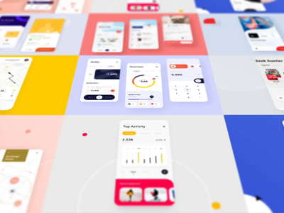 Interaction Case Study Showreel 2019 mobile ui desktop works best web mobile motion design animations interactive animation motion case study casestudy interaction