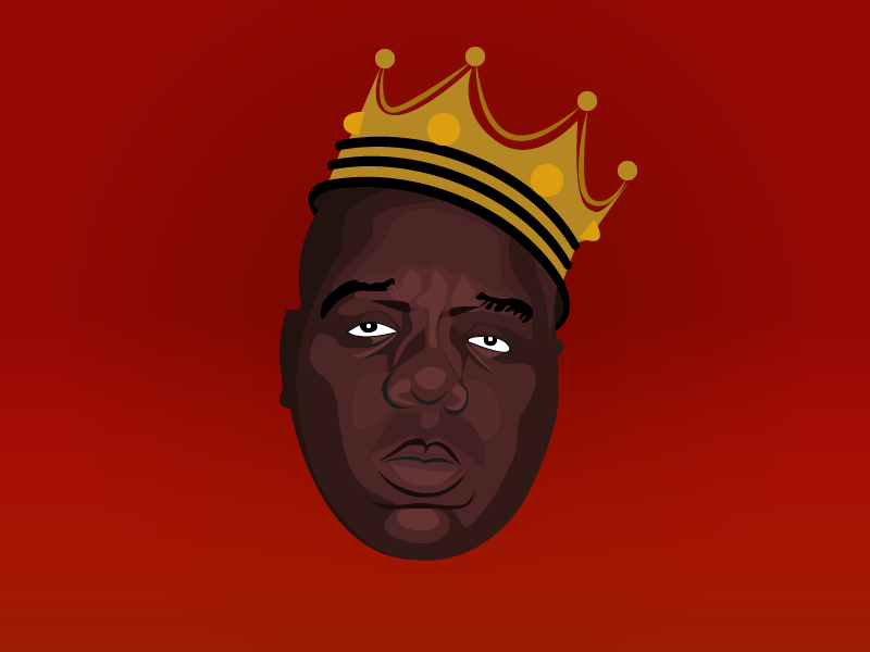 The Notorious Big Illustration By Bart Muller On Dribbble 4,000+ vectors, stock photos & psd files. the notorious big illustration by