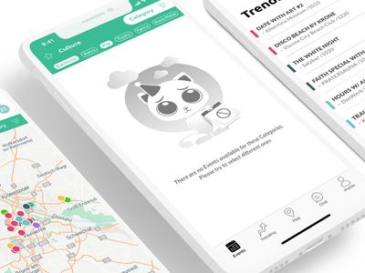 Emptystates – Findus App