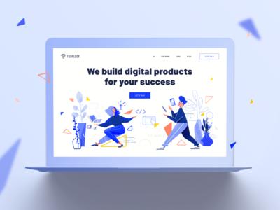 Tooploox Homepage