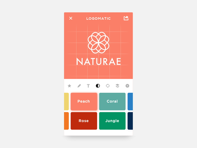 Logomatic App
