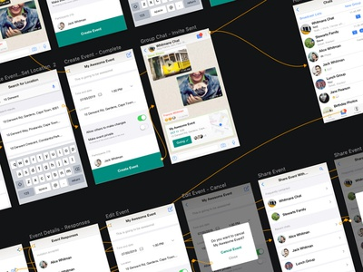 UX Case Study Prototyping